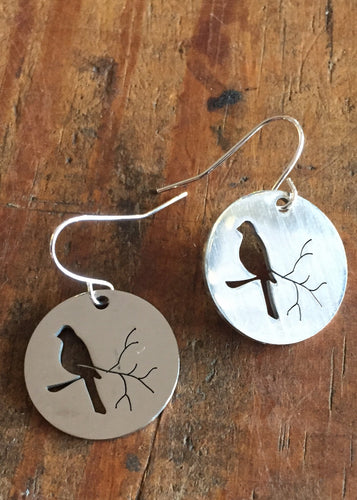Put a Bird on it earrings