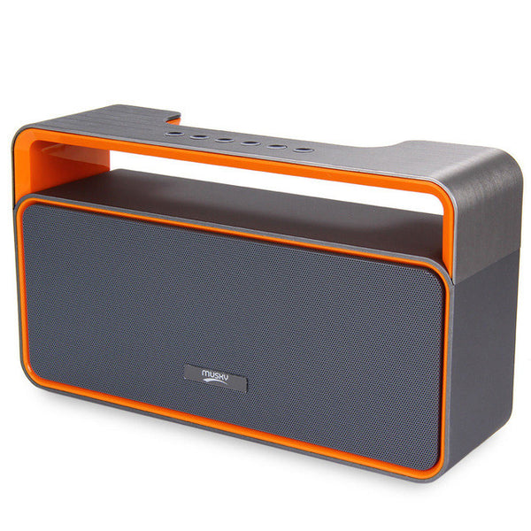 MUSKY DY25 HIFI Bluetooth Speaker Portable BT 3.0+EDR Sound Box & FM Radio