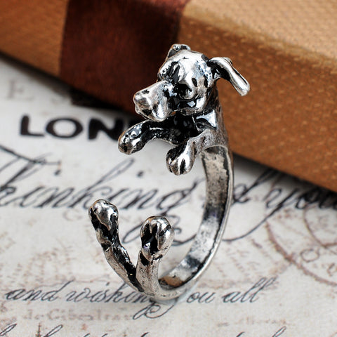 Greyhound Dog Ring