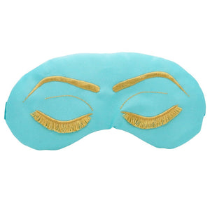 The Sleepy Cottage - Breakfast at Tiffany's Holly Golightly Sleep Mask - Charm City Noir