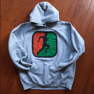LETSGROW Performance Hooded Sweatshirt