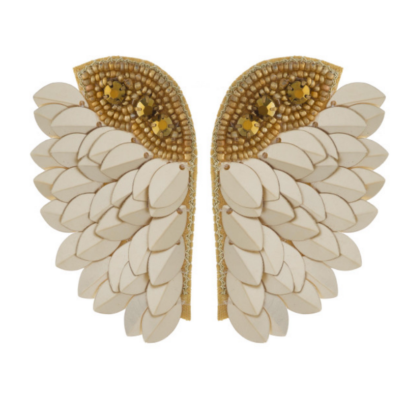 Beaded Wing Posts (Only 1 in stock)