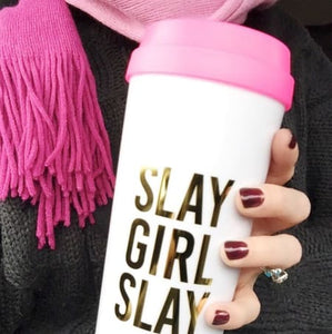 Slay Girl Travel Mug