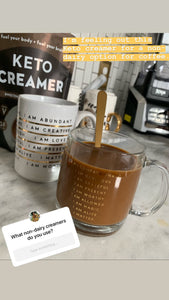Your Joyologist - I Am Affirmation - Glass Mug - Charm City Noir