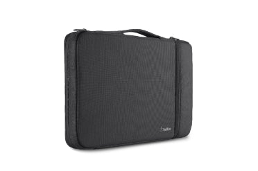 "Belkin Air Protect Sleeve with Storage Pouch for 11"" Chromebooks & Laptops (B2A070-­C01)"