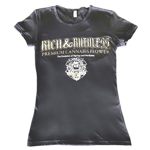 Rich & Ruthless PCF Tshirt (Gray)
