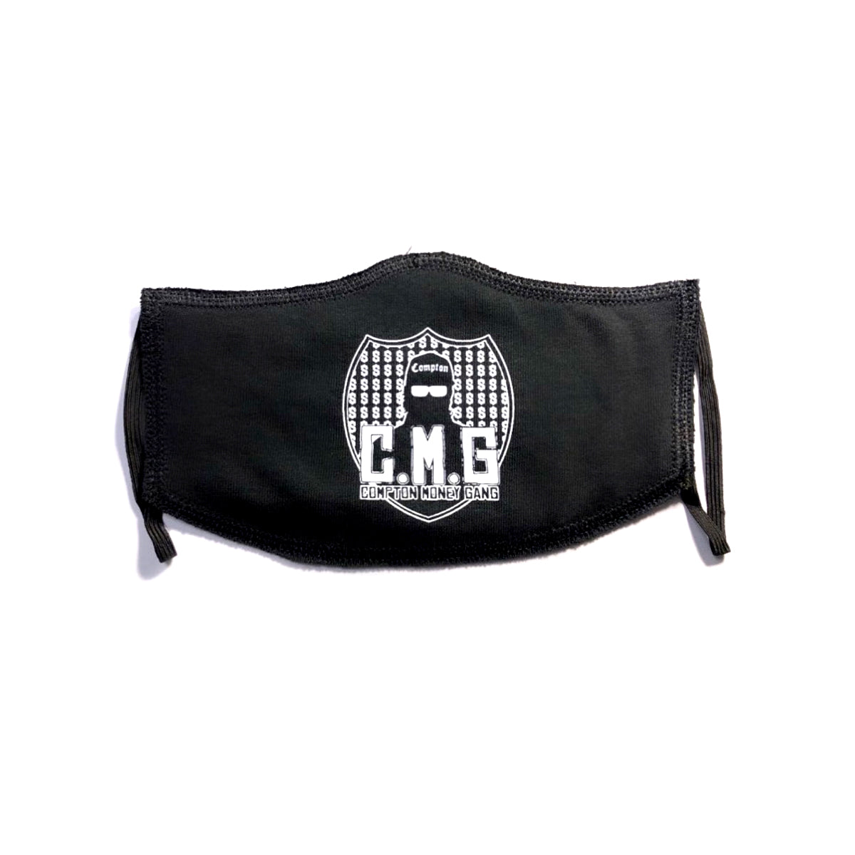 Compton Money Gang Face Mask (Black)