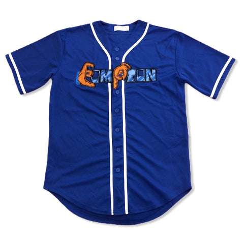 'Compton' Jersey (Blue)