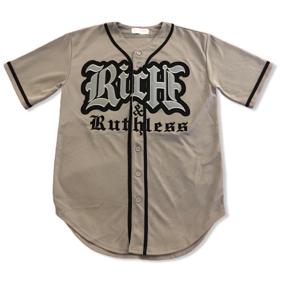 Rich & Ruthless Jersey (Gray)