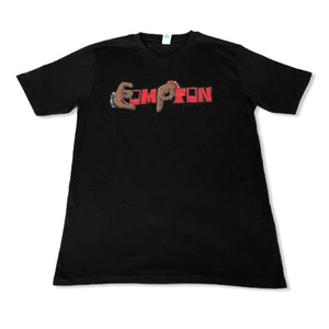Compton Unity T-Shirt (Red Brick)