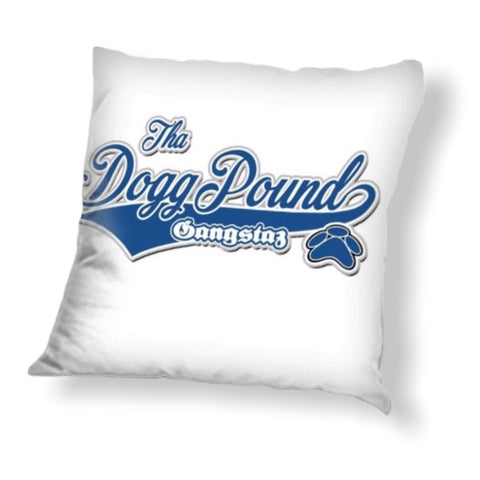 Tha Dogg Pound Gangstaz Collectible Throw Pillow ~ Pre Order Sale