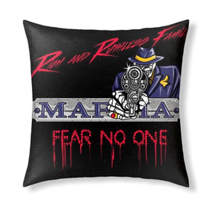 Rich & Ruthless Family Collectible Throw Pillow ~ Pre Order Sale