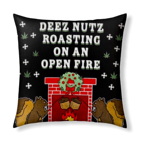Deez Nutz Collectible Throw Pillow ~ Pre Order Sale