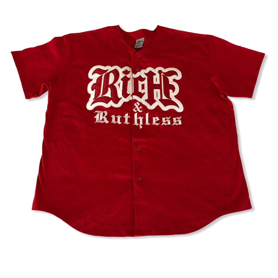 Rich & Ruthless Jersey (Red)