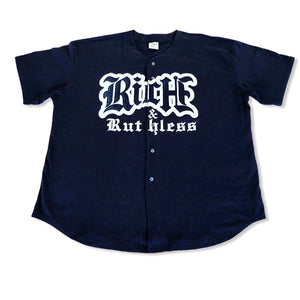 Rich & Ruthless Jersey (Navy)