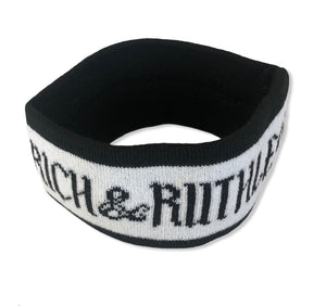 Rich & Stay Ruthless Headband