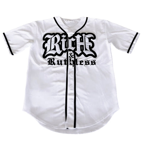 Rich & Ruthless Jersey (White)