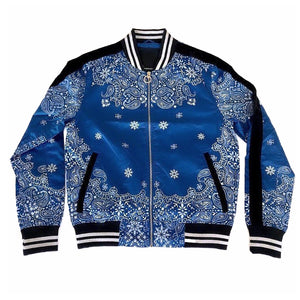 LIMITED EDITION - Paisley Jacket (Blue)