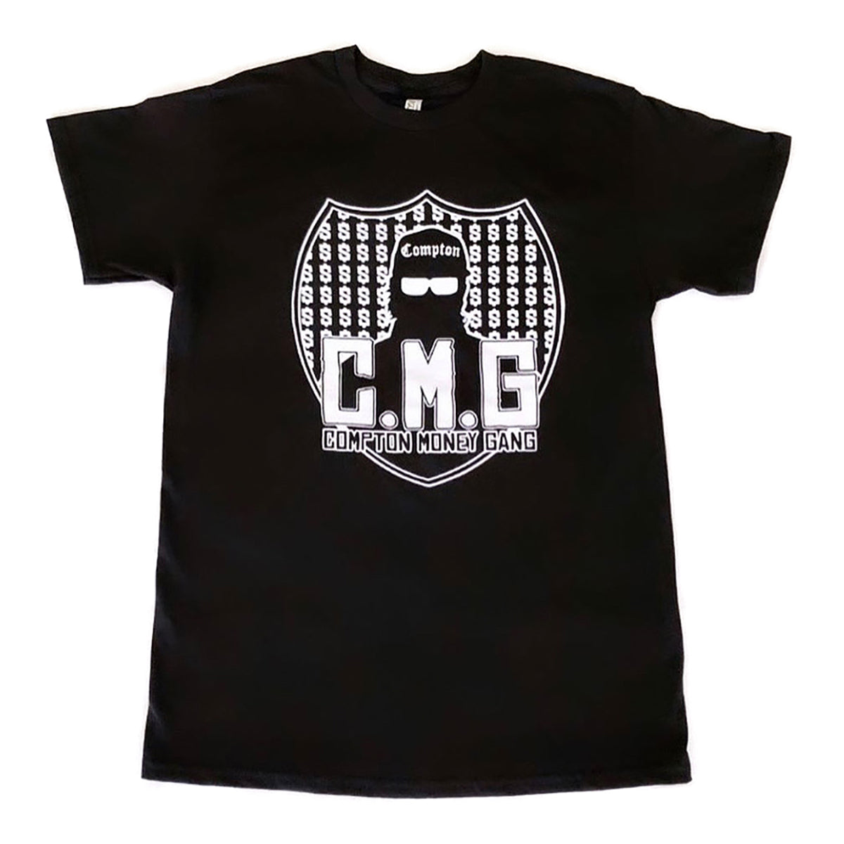 Compton Money Gang T-Shirt (Black)