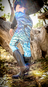 Sea Glass Leggings