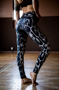 Snow Leopard Leggings