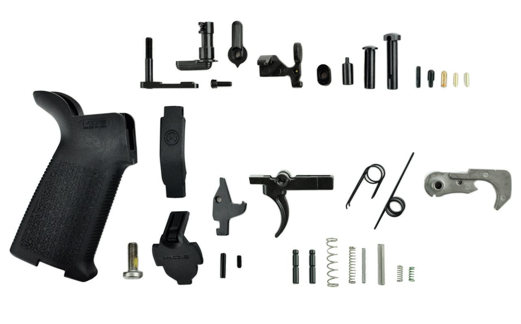 So, What is an AR 15 Lower Parts Kit?