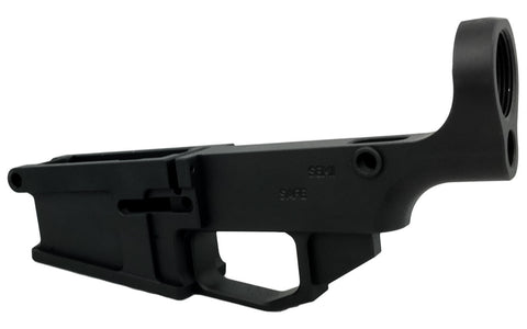 AR-10 80% Lower Fire/Safe Marked (1-pack)