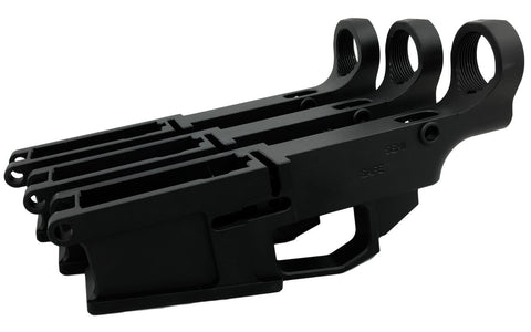 AR-10 80% Lowers Fire/Safe Marked (3-pack)