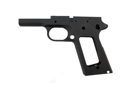 "9mm / 4.25"" Commander / Anodized Black Frame - 80% Lowers"