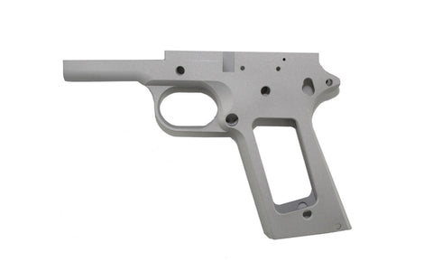 "9mm / 5"" Government / Bead Blasted Frame - 80% Lowers"