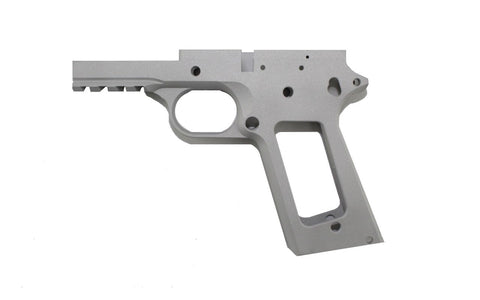 "9mm / 4.25"" Commander Tactical  / Bead Blasted Frame - 80% Lowers"