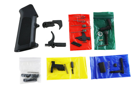 Lower Parts Kit (CA-Compliant) | AR-10 | CMMG