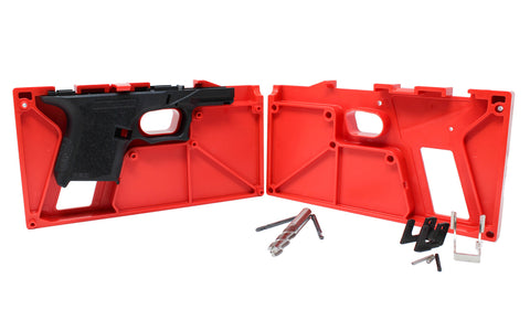 PF940C Polymer 80 Compact Pistol Frame and Jig Kit (Glock 19/23) - 80% Lowers