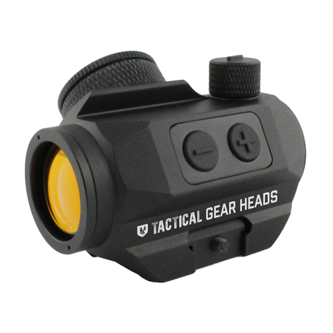 Tactically Made 3 MOA 1x20mm Micro Red Dot Optic Sight - 80% Lowers