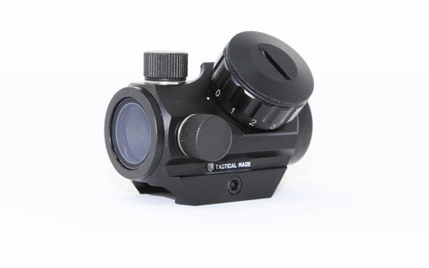 Tactical Made 3 MOA 1x20mm Basic Micro Red Dot Sight - 80% Lowers