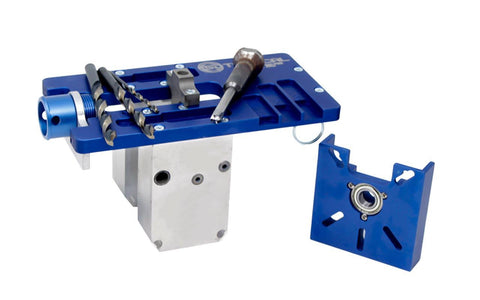 Router Jig PRO Multi Platform (80% Lower Jig) by 5D Tactical (AR-15 / AR-10 / AR-9) - 80% Lowers