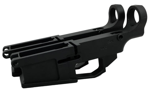 AR-10 80% Lowers Fire/Safe Marked (2-pack)