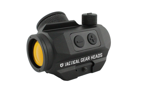 Tactical Made 3 MOA 1x20mm Micro Red Dot Optic Sight - 80% Lowers