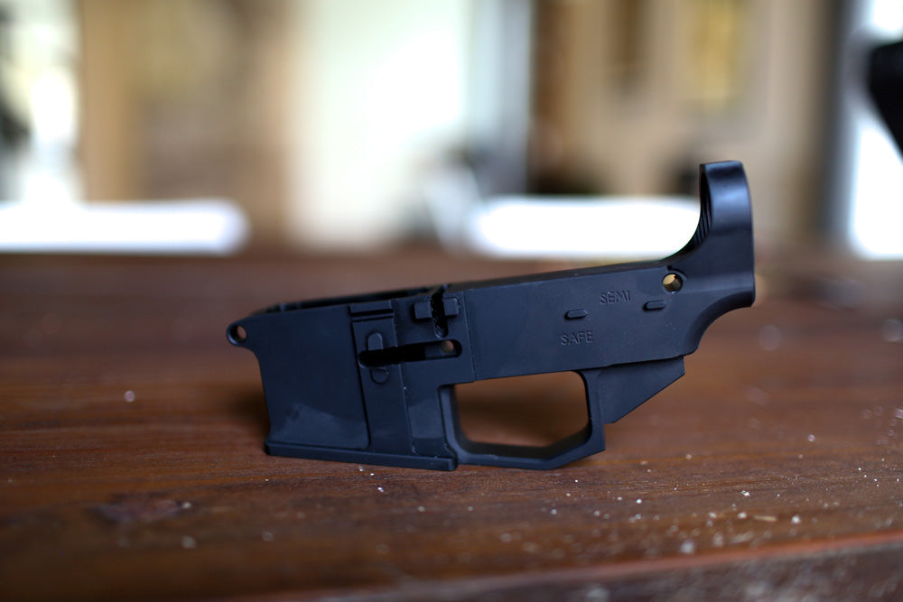 80 Lower Receiver