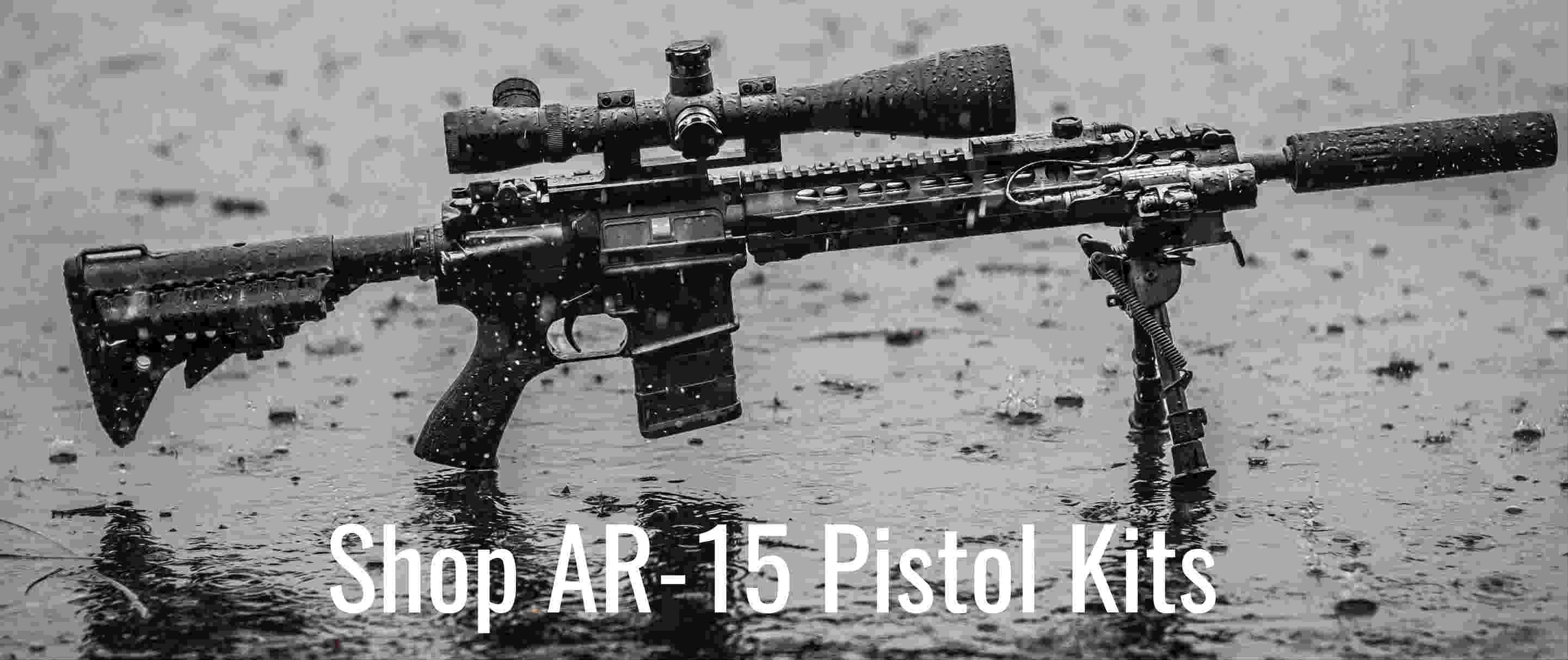 Shop AR-15 Rifle Build Kit - Blog Featured Image