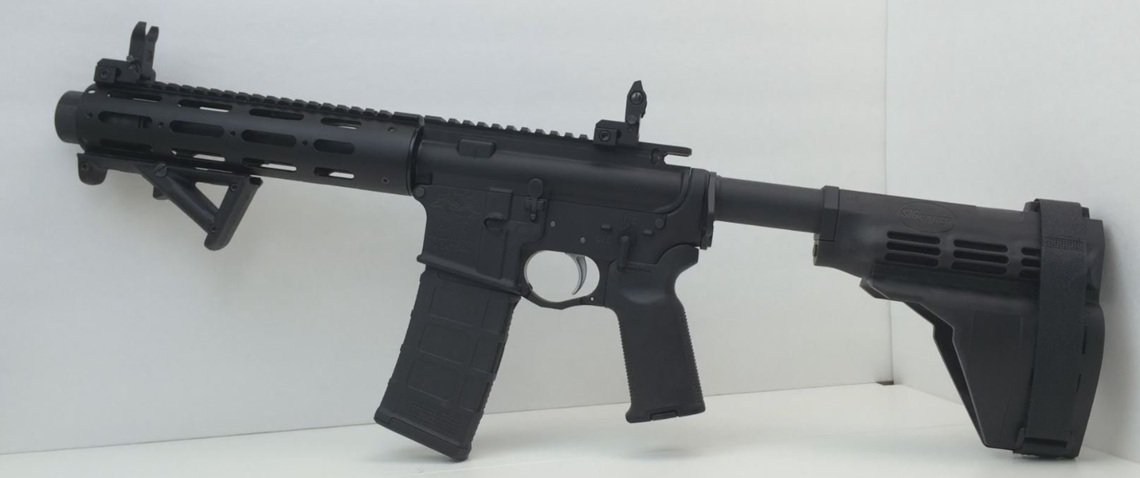 6 AR 15 Parts to Upgrade Your AR Pistol Build - 80% L❂WERS