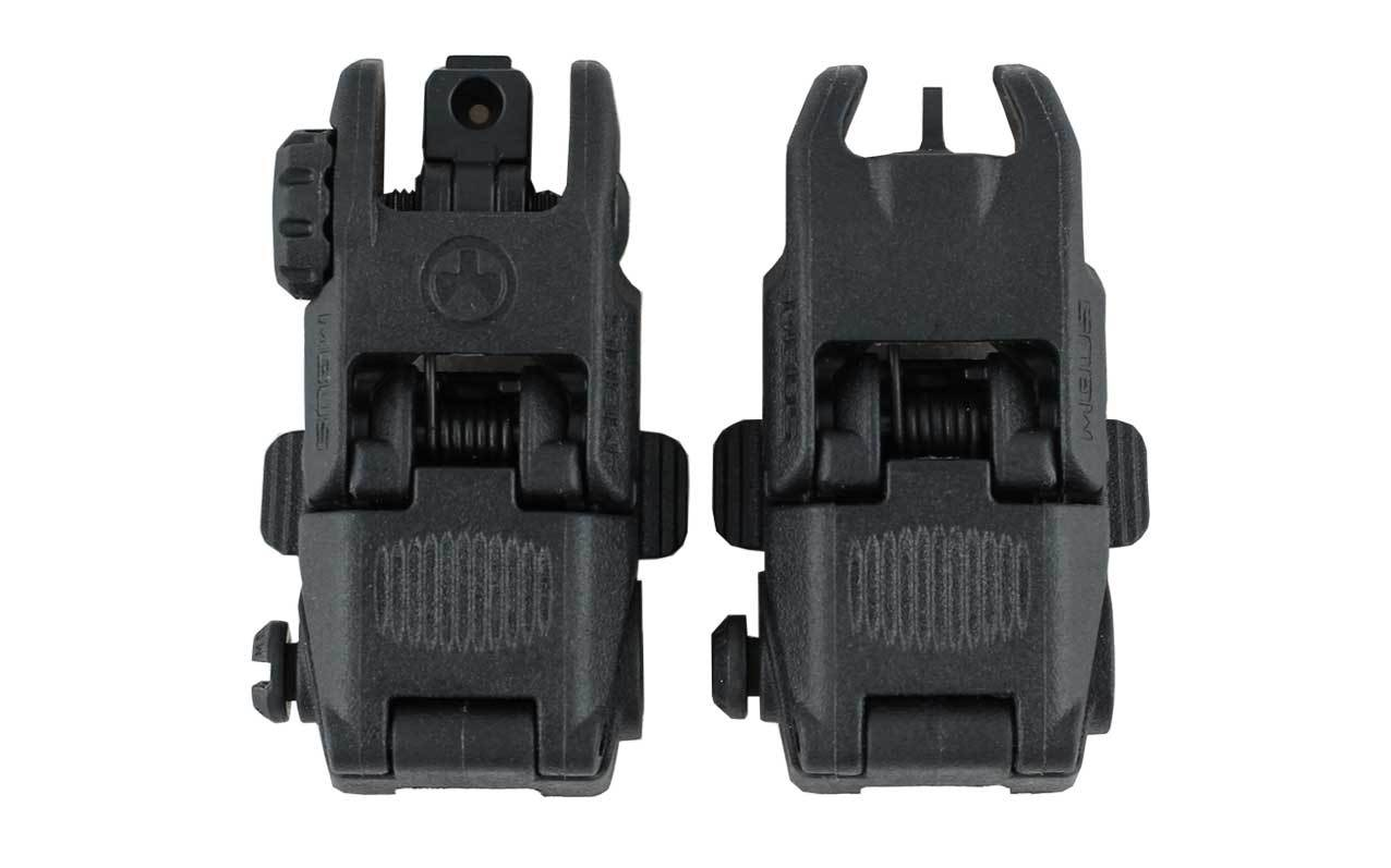 Magpul Flip-Up Sights Front & Rear - Blog Photo 2
