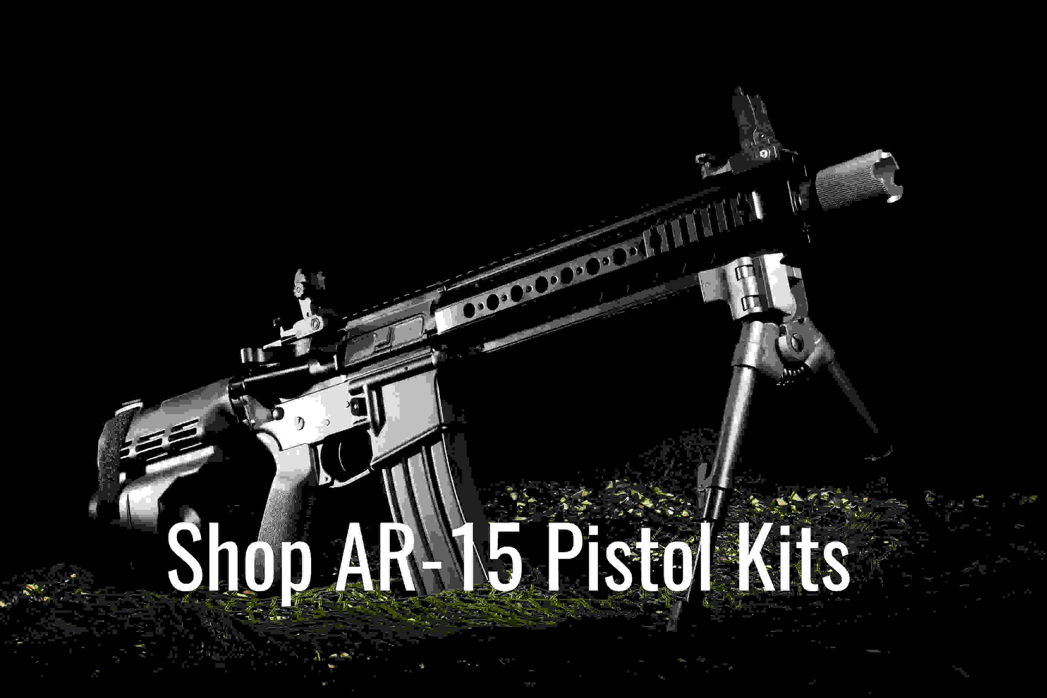 Shop AR Pistol Kits - Blog Featured Image