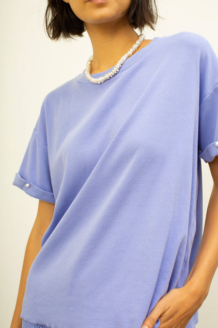 Henley Tee- Long sleeve
