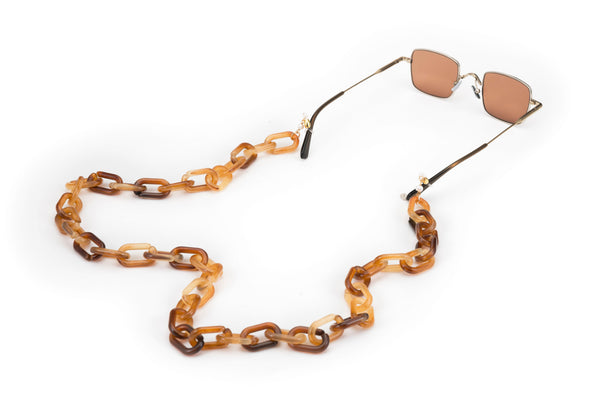 Acetate Mask/Sunny Chain