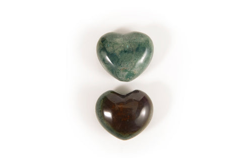Fancy Jasper Heart