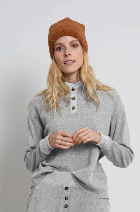 Duo Thermal Cardigan