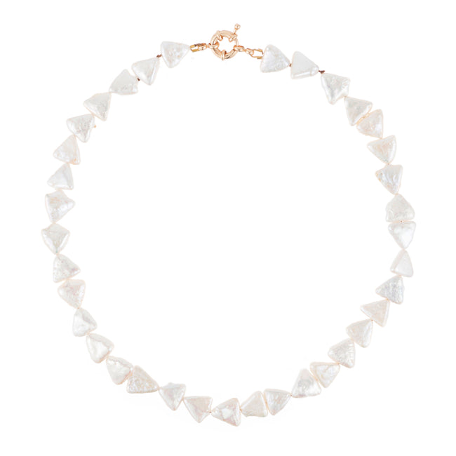 Pearl Shape Necklace