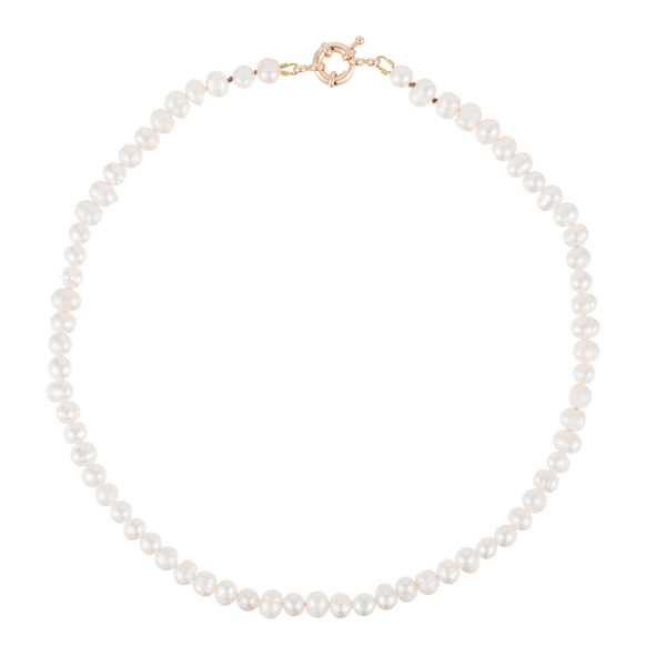 Pearl Necklace - Medium