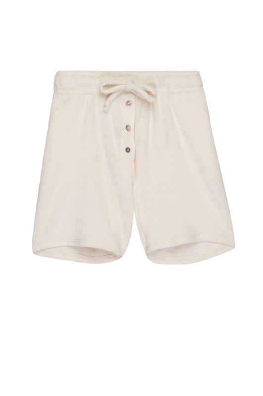 Terry Henley Short Creme